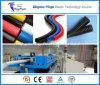Одностеночная производственная линия трубы из волнистого листового металла для сбывания в Китае