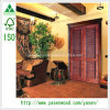 Meilleur Price Solid Louver Door avec FSA ISO9001