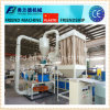 Pulverizer plástico do PVC que recicl a máquina