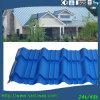 Azulejo de azotea de acero galvanizado el mejor precio del material para techos del metal de hoja