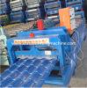 Pain de tuile vitré par acier d'étape formant la machine (XH828)