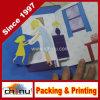 Impression faite sur commande de livre de panneau d'enfants (550103)