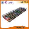 Trempoline de qualité de la plus nouvelle conception de Huaxia le meilleur avec le puits de mousse