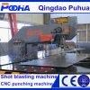 Kundenspezifische Stahlbildschirm-Ineinander greifen-Loch CNC-lochende Maschine