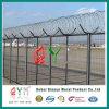 50X100mm гальванизированная сваренная загородка службы безопасности аэропорта ячеистой сети
