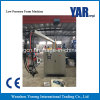 Machine de mousse de basse pression d'unité centrale pour le coussin de rebond
