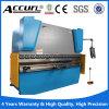 Máquina da imprensa da placa da linha central do Nc 2, máquina de dobra hidráulica