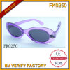 Beau Cartoon Girl Sunglasses pour Kids (FK0250)