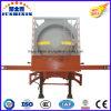 De semi Container van de Tank van de Opslag van de Stookolie van het Koolstofstaal van de Aanhangwagen