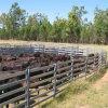 Гальванизированная загородка фермы панели загородки овец скотин