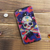 Skull Cell Phone Accessory TPU Cell Phone Cases for iPhone5