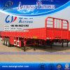 Acoplado abierto 2015 de la pared lateral del transporte de cargo semi para la venta