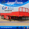 Aanhangwagen van de Zijgevel van het Vervoer van de lading de Open Semi voor Verkoop
