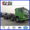 HOWO 디젤 엔진 트럭 트랙터 6X4 371HP 트랙터 트럭