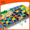Mich Trampolim colorido enorme para parque de diversões