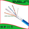 ETL/CE/RoHS/ISO 9001のLAN Cable FTP CAT6 Cable