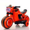 Kind-batteriebetriebenes Motorrad, Fahrt auf Spielzeug-elektrisches Motorrad