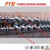 PVCパソコンExtruderのための65/120 Twin Screw Barrel Screw Cylinder Screw Tube