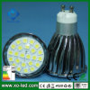 Diodo emissor de luz Light do alumínio 12V 15-16mA 5050 24SMD MR16/GU10/E27/E14