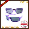 Óculos de sol Fk0118 Wraparound do Forever Eyewear