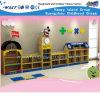 Gabinete de armazenamento de madeira lindo Mickey (HB-04901)