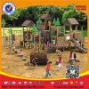 Patio al aire libre comercial del parque de atracciones para los niños (HF-10001)