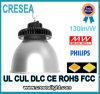 130lm/W brillante estupendo 5 años de la garantía de Philips IP65 150W 100W 200W bahía del UFO de alta