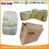 Los pañales disponibles respirables respetuosos del medio ambiente de bambú más nuevos del bebé