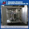 Macchina di trattamento dell'olio della turbina di vuoto, olio della turbina che ricicla macchina