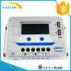 USB duplo solar Vs2024au do controlador cobrar/carga de Epsolar 20A 12V/24V