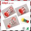 Koppeling 14/10mm, Rechte duw-Geschikte Schakelaar van Microducts voor Microduct 14/10mm, de Micro- Rechte Koppeling van de Buis