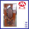 Входные двери верхней двери Индии сбываний декоративные стальные