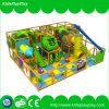 Campo de jogos interno personalizado miúdos das crianças do tema da estrela da estação