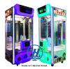 De muntstuk In werking gestelde Machine van het Spel van de Kraan van de Arcade (zj-cga-3)