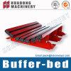 Gummibuffer-Bett für Bandförderer