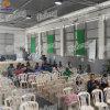 Industrielle bewegliche Wasser-Ventilator-Fabrik-bewegliche Luft-Kühlvorrichtung des Wüsten-Luft-Kühlvorrichtung-Luftstrom-18000m3/H bewegliche