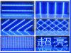 Sola visualización impermeable al aire libre azul del módulo de la pantalla de P10 LED