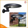 светильник датчика движения улицы PIR эллипсиса 56LED 500lumens солнечный для стены улицы обеспеченностью сада напольной