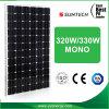 Fait dans le panneau solaire efficace élevé de la Chine 330W Suntech en solaire mono de performance de vente conformité stable de système domestique de pleine
