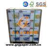 Мастерским рециркулированная тавром бумага пульпы A4 с или без паллета
