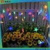 屋内高品質及びOutdorのクリスマスの装飾多彩なLEDストリングライト