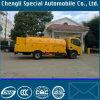 Carro de alta presión de la limpieza de Dongfeng, carro que vacia de la alcantarilla