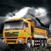 Capienza dell'autocarro a cassone del continente della Cina