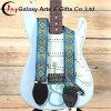 La massa progetta il marchio per il cliente della stampa con le cinghie multicolori della chitarra elettrica per gli accessori della chitarra