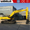 21ton構築の新しい掘削機の価格