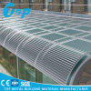 Grelha de alumínio da alta qualidade de Alufront para a ventilação e o controle de Sun