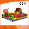 Aufblasbarer Sport-Spiel-Tunnel, lustige aufblasbare Spiele für Kinder T8-203