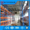 Cremalheira resistente da pálete da solução industrial do armazenamento do armazém