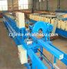 カラー機械を形作る鋼鉄正方形のDownpipe雨管ロール
