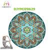 Циновка йоги Mandala круглая для раздумья Pilate